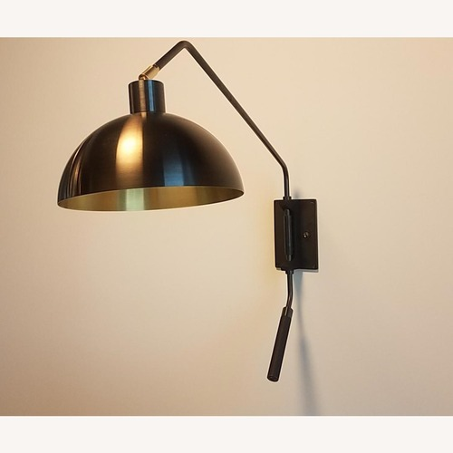 Used Allied Maker - Arc Wall Lamp for sale on AptDeco
