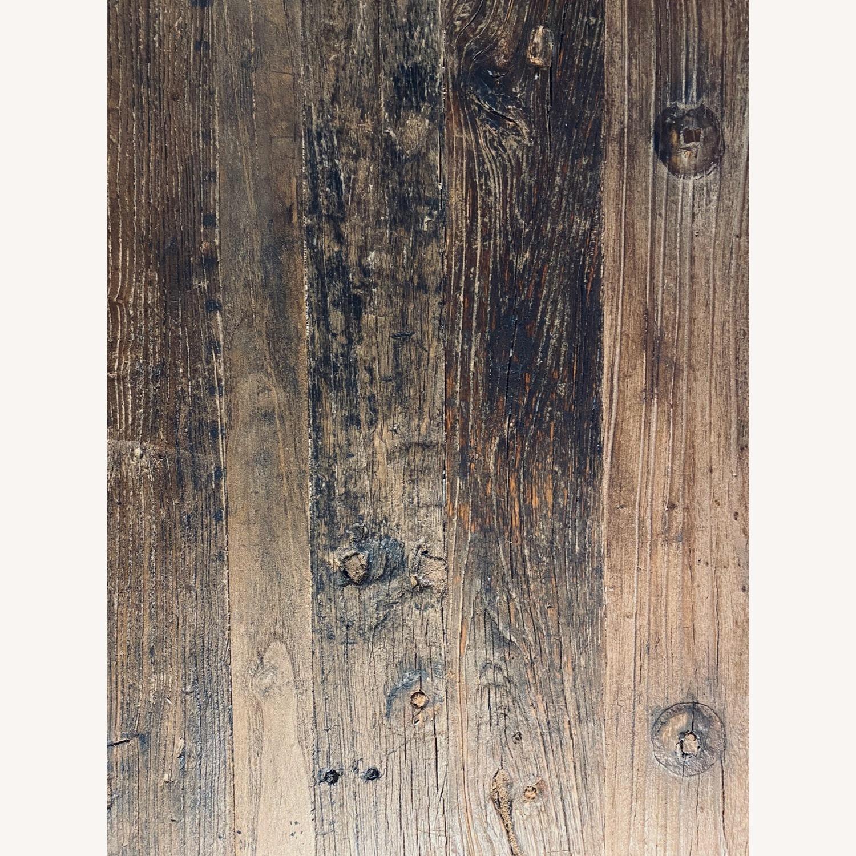 Restoration Hardware Reclaimed Wood Media Console - image-4