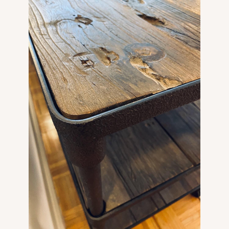 Restoration Hardware Reclaimed Wood Media Console - image-5