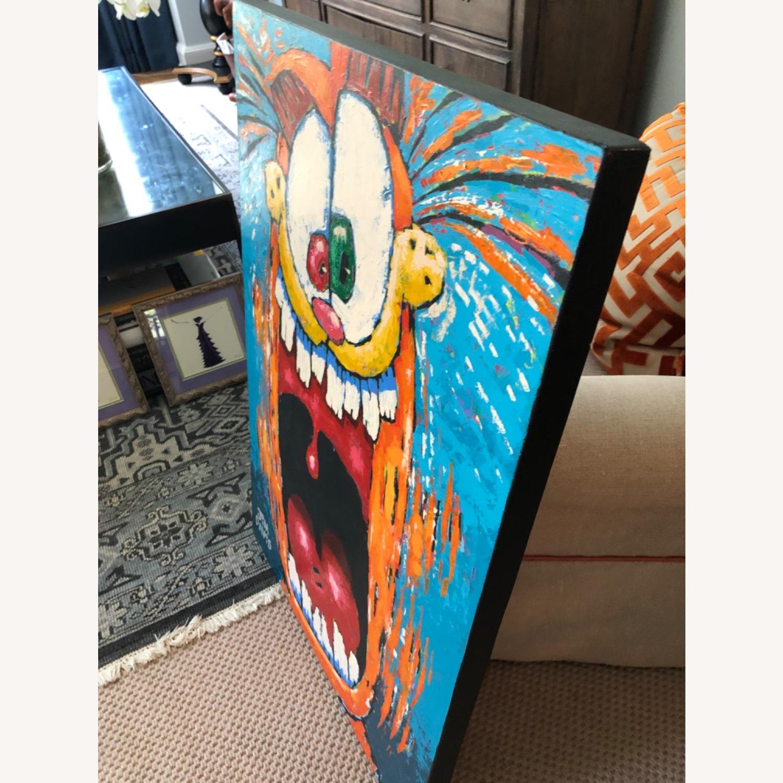 Jim Davis Garfield Painting - image-3