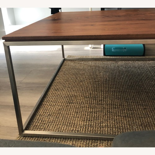 Used Crate & Barrel Coffe Table for sale on AptDeco