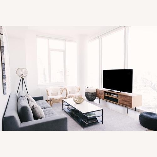 Used Room & Board Innes Media Cabinet for sale on AptDeco
