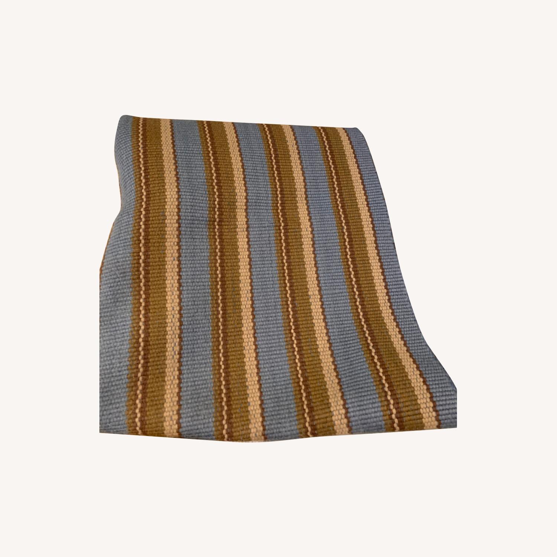 Dash & Albert Striped Durable Rug - image-0