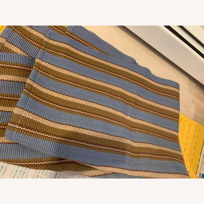 Dash & Albert Striped Durable Rug - image-3