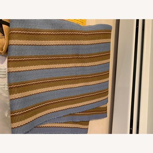 Used Dash & Albert Striped Durable Rug for sale on AptDeco