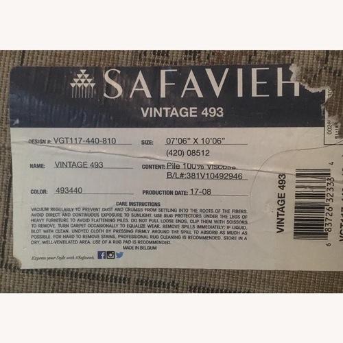 Used Safavieh Elegant Vintage Style Rug for sale on AptDeco