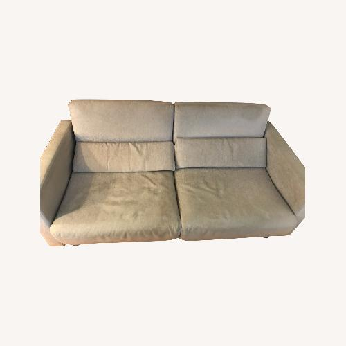 Used BoConcept Grey Sofa Queen Bed for sale on AptDeco