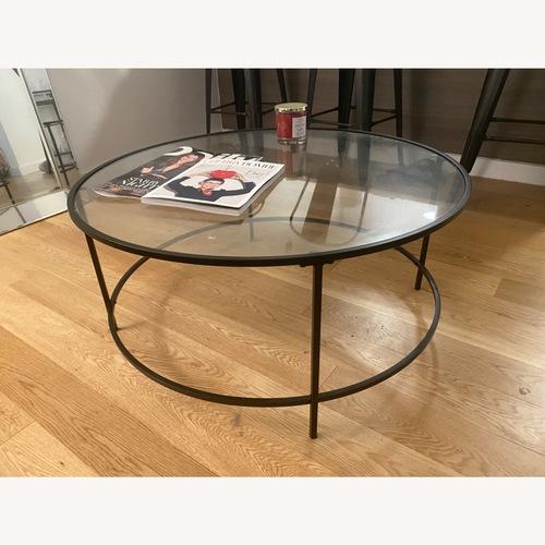 Used Wayfair Finnell Coffee Table for sale on AptDeco