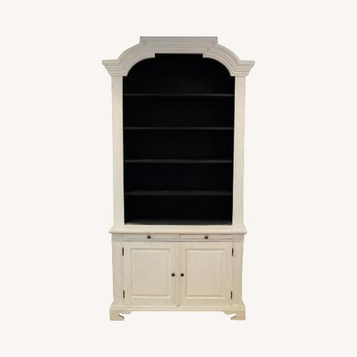 Used Vintage French Country Style Bookcase for sale on AptDeco