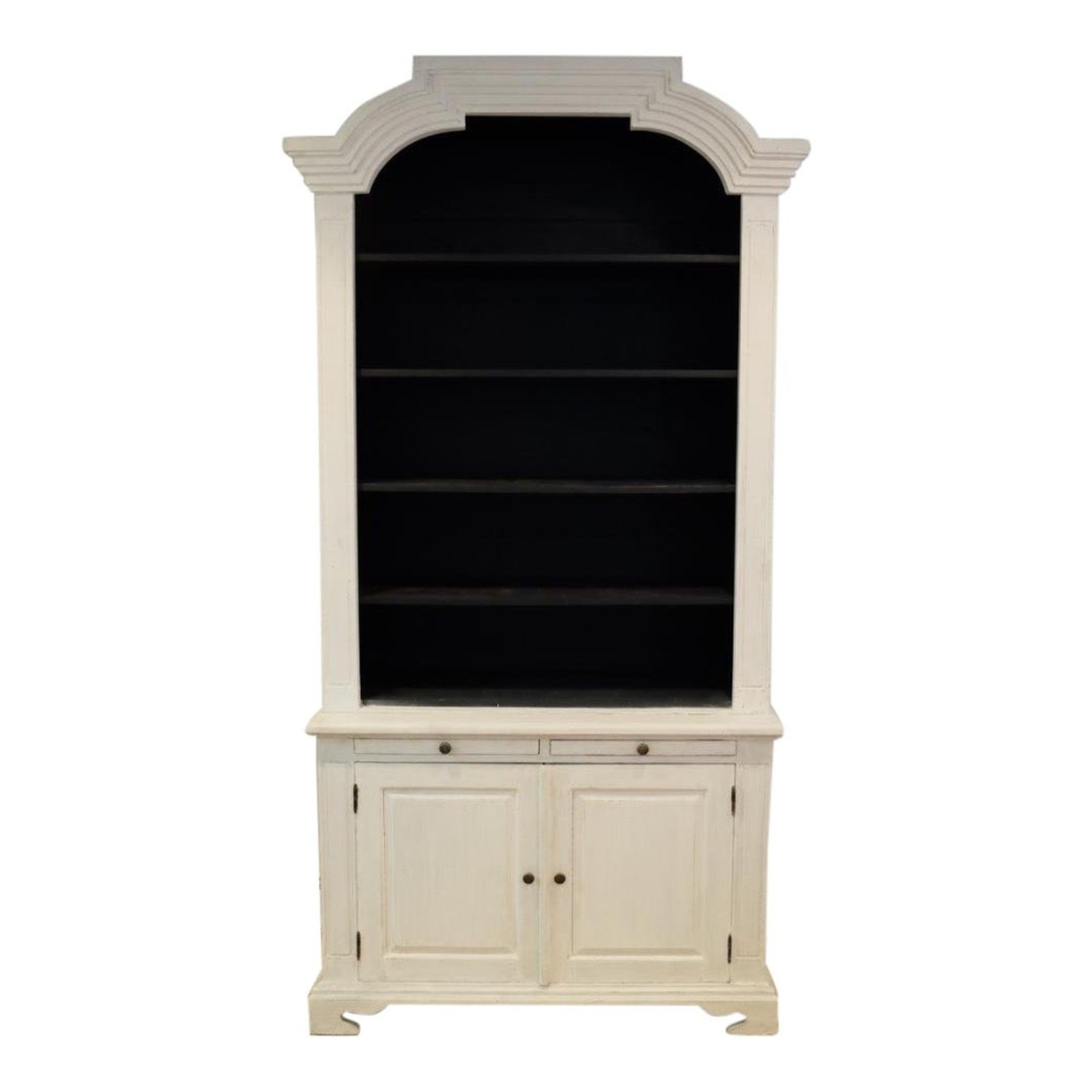 Vintage French Country Style Bookcase - image-2