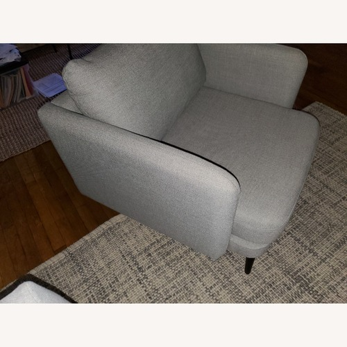 Used West elm Auburn Chair for sale on AptDeco