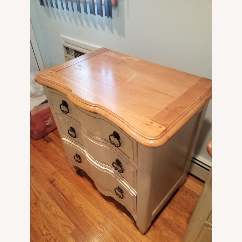 Bassett Solid Wood Night Stand Set - image-5