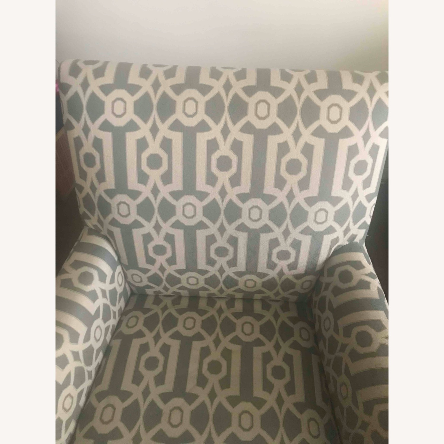 Pier 1 Imports Teal Modern Accent Chair - image-6