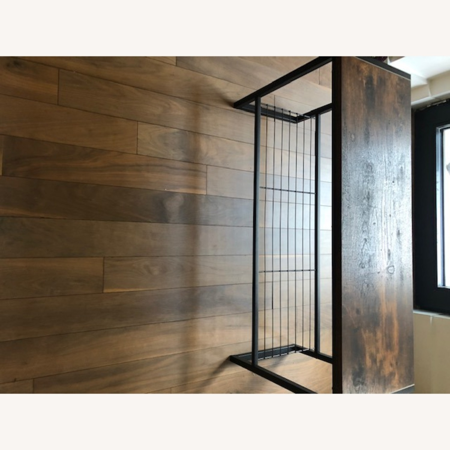 Whitmores Modern Industrial Entry Way Bench - image-4