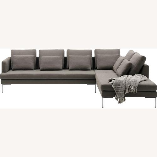 Used BoConcept Grey Istra Sofa for sale on AptDeco