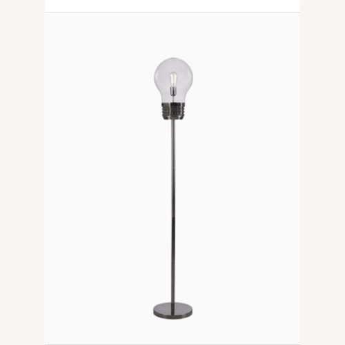 Used Bright and Whimsical Light Bulb Floor Lamp for sale on AptDeco