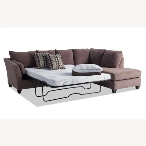Used Sectional Pullout Couch for sale on AptDeco