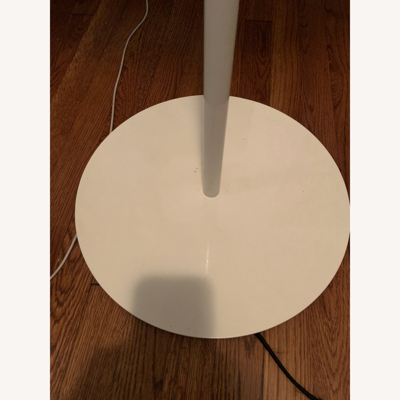 CB2 Hanna White Floor Lamp - image-4