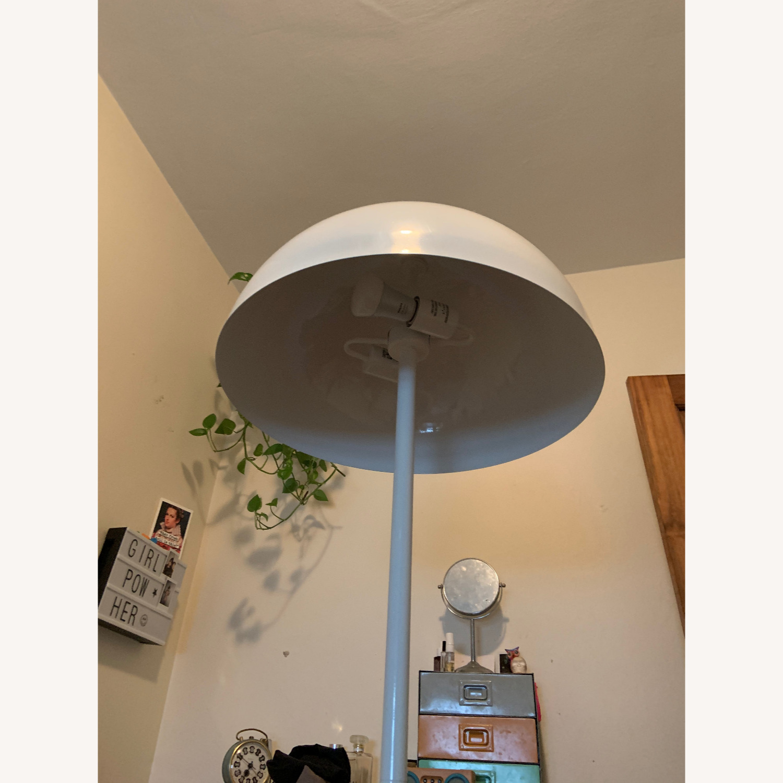 CB2 Hanna White Floor Lamp - image-3