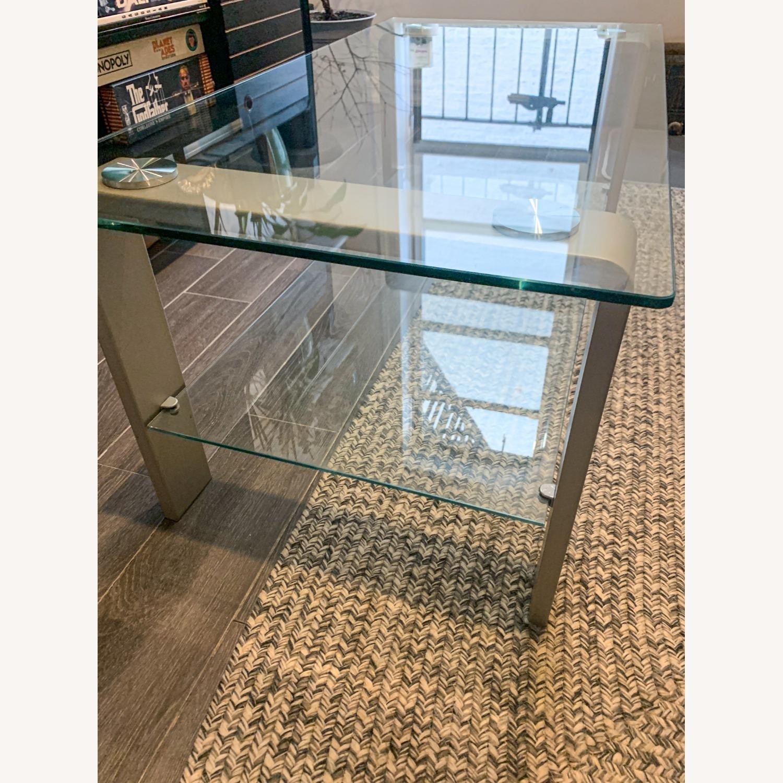 Glass Coffee Table Aptdeco