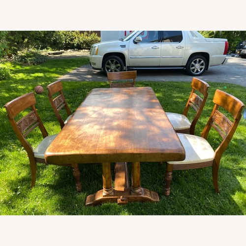 Used Theodore Alexander Classic Dining Table for sale on AptDeco