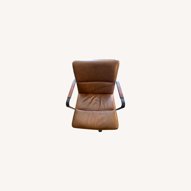 West Elm Cooper Mid Century Office Chair Aptdeco