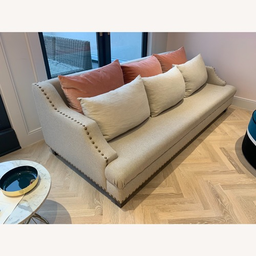 Used Maison Sarah Lavoine Linen Sofas for sale on AptDeco