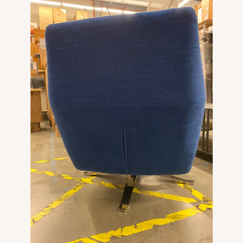 West Elm Lucas Swivel Chair - image-1