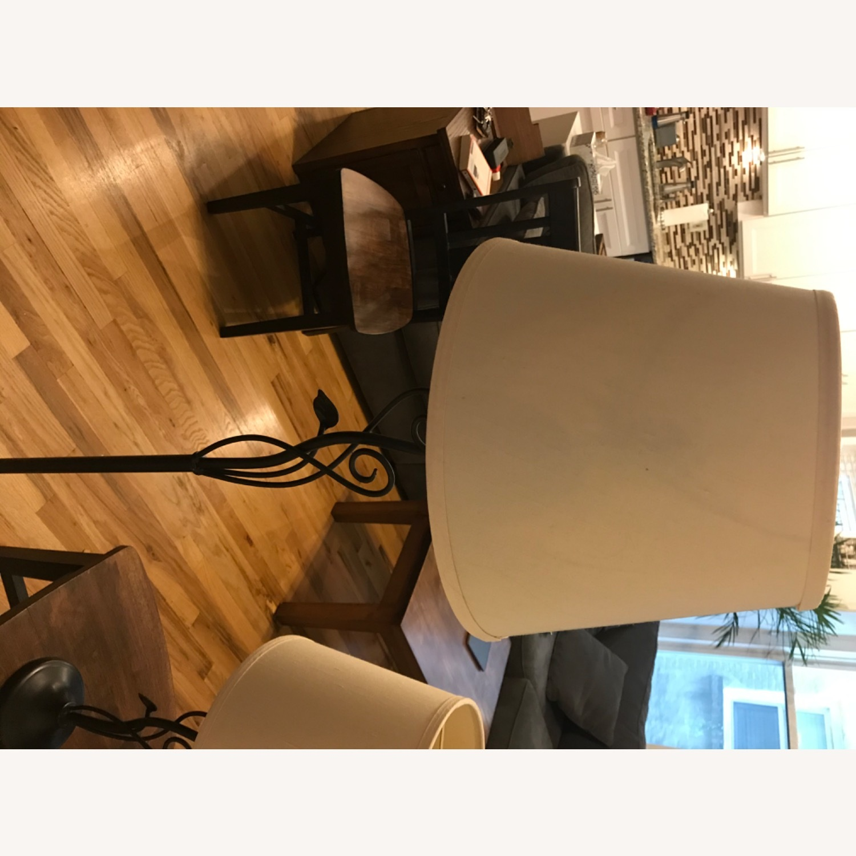 West Elm Floor + Table Lamp Set - image-2