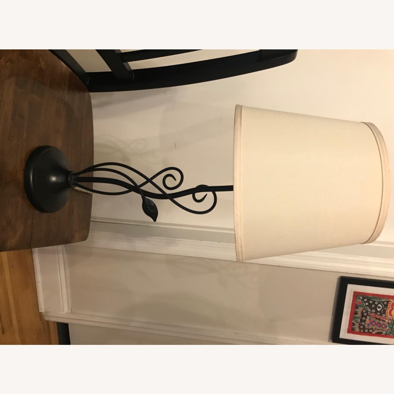 West Elm Floor + Table Lamp Set - image-1