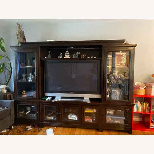 Used Ashley Furniture Wall Unit for sale on AptDeco