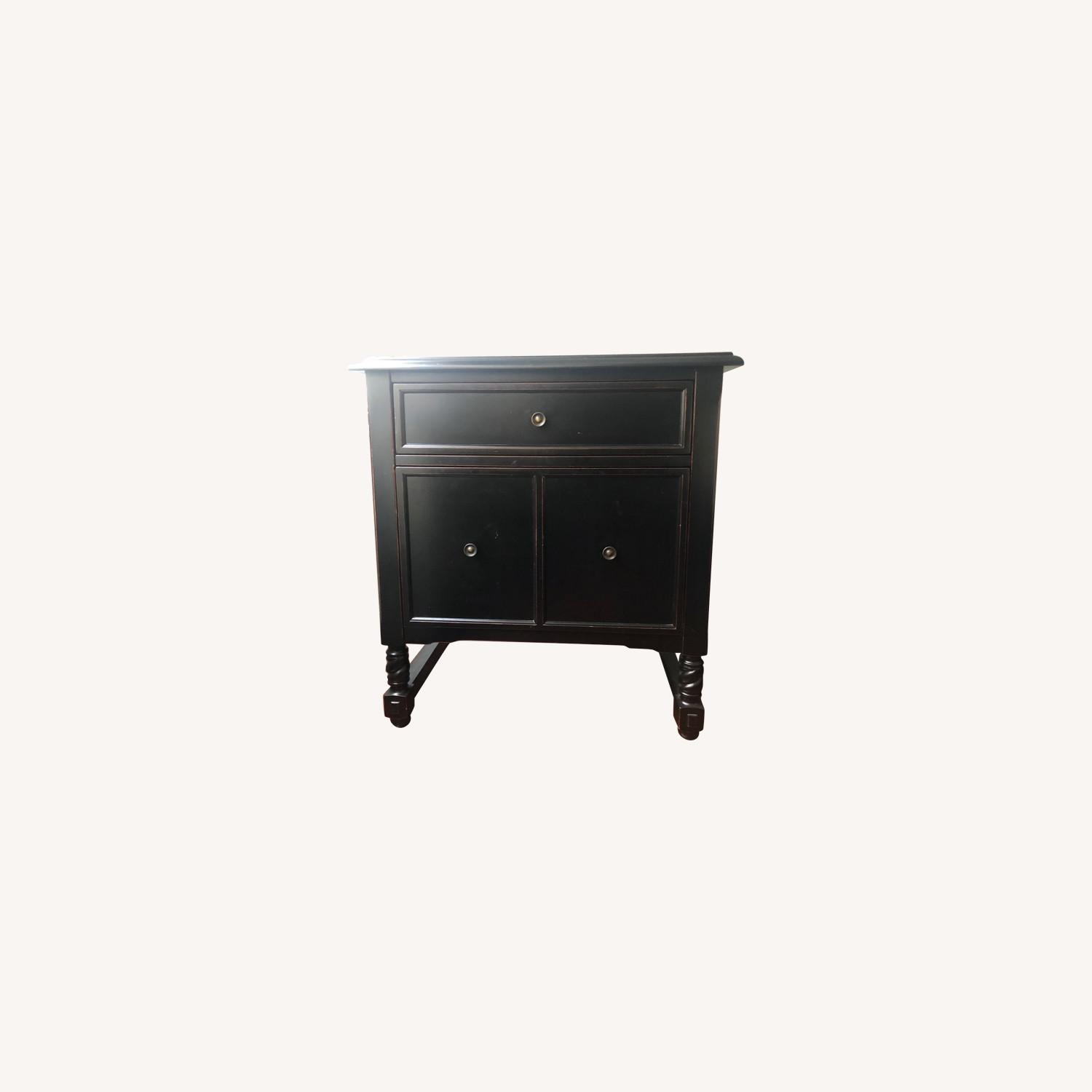 Pier 1 Imports Nightstand/End table - image-0