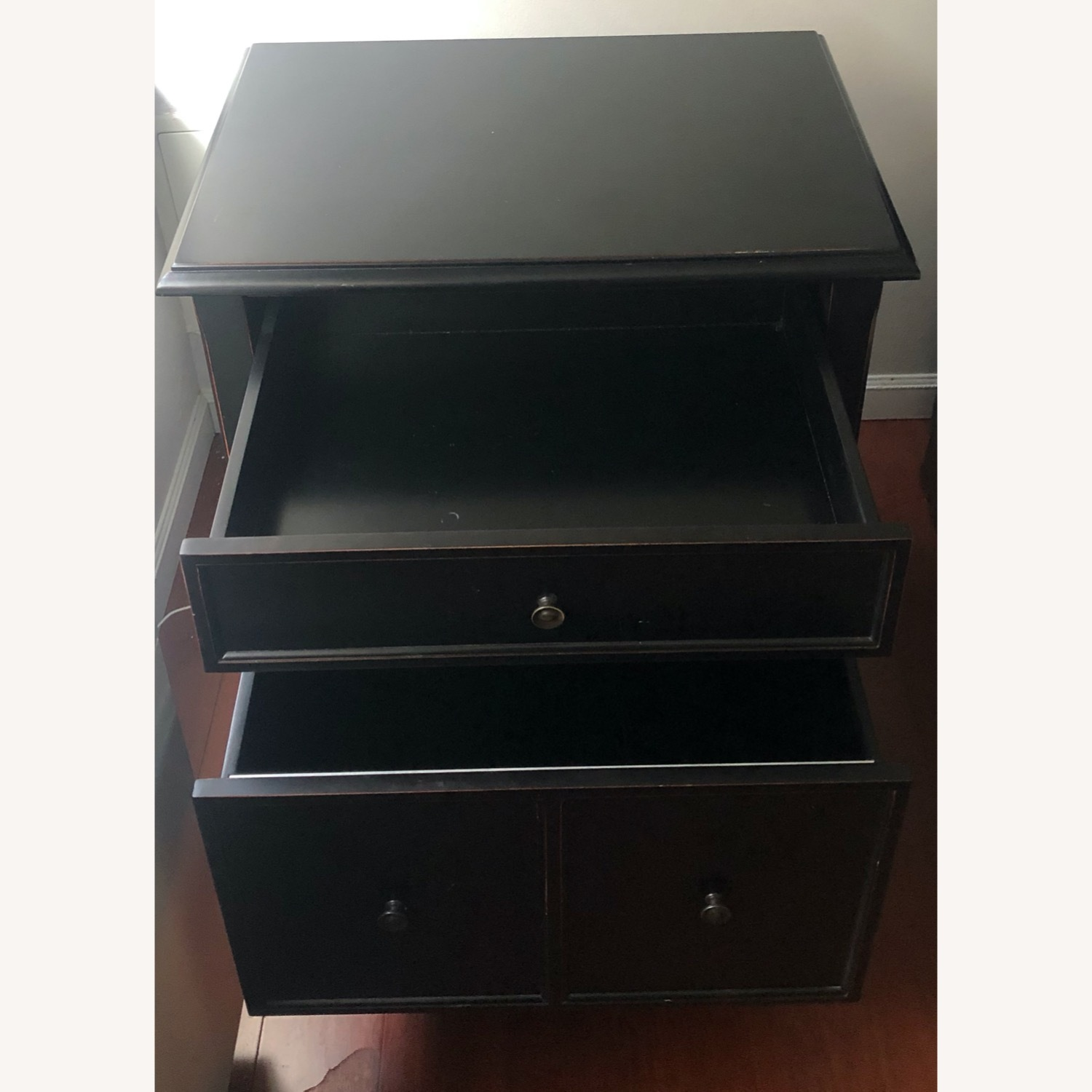 Pier 1 Imports Nightstand/End table - image-2
