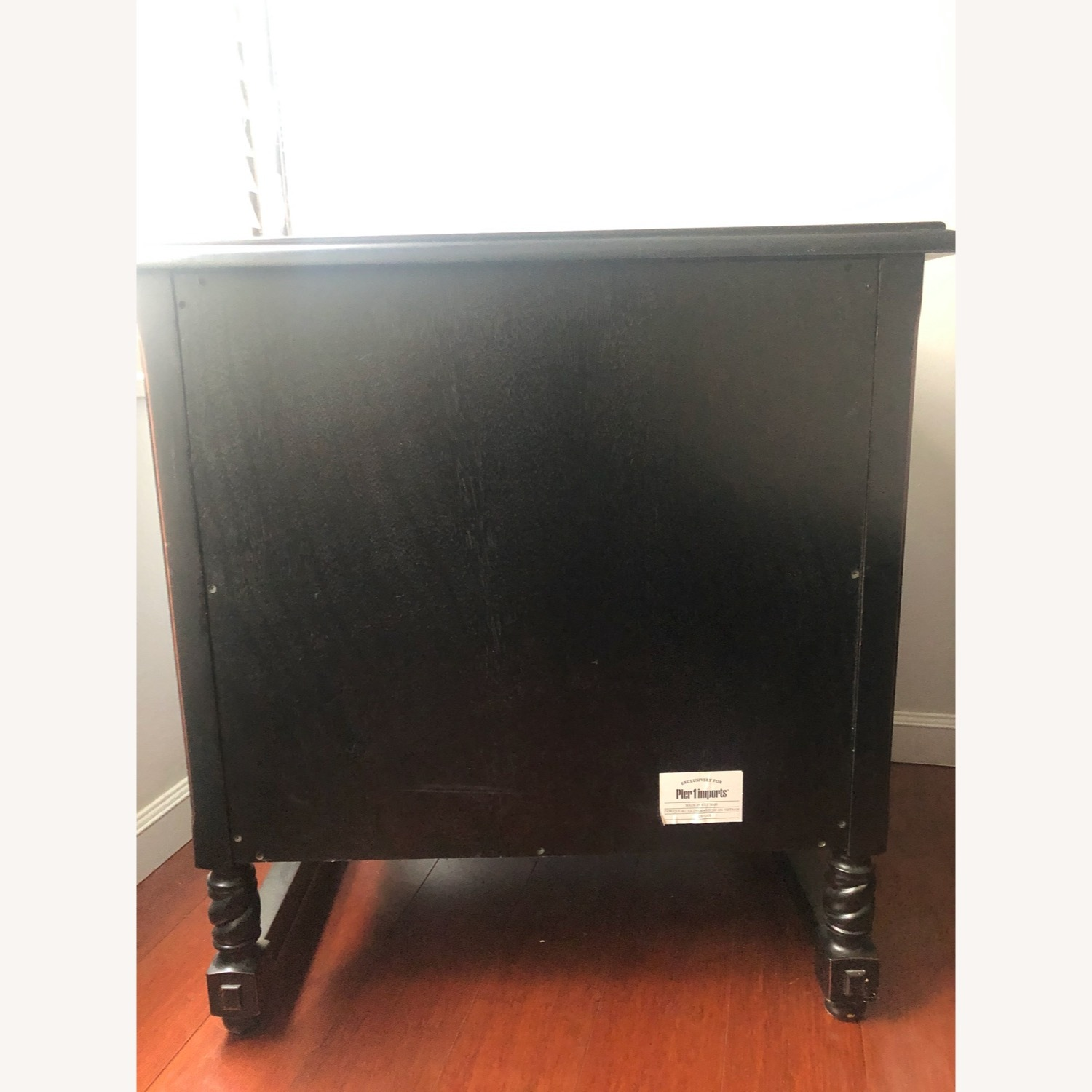 Pier 1 Imports Nightstand/End table - image-3