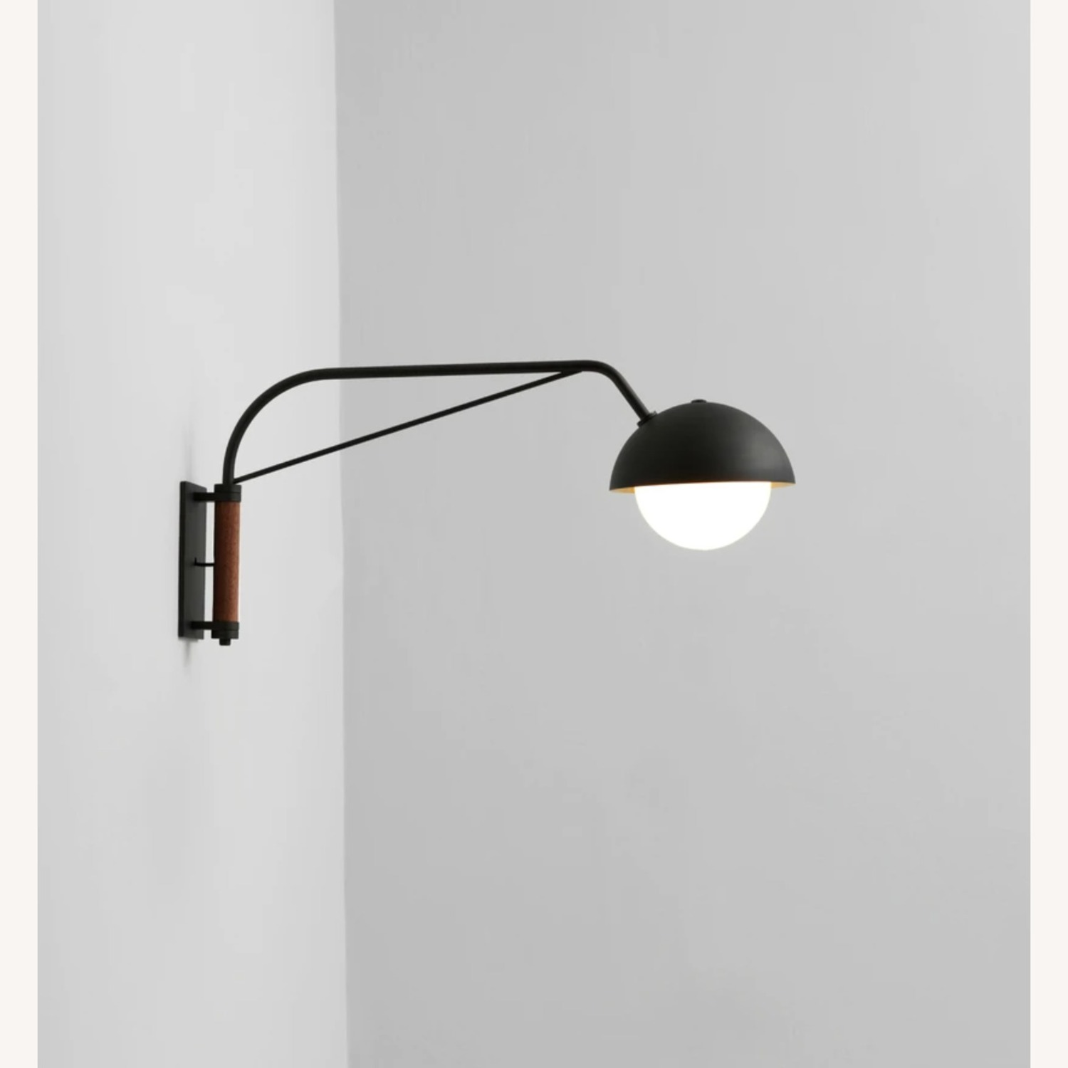 Allied Maker Dome Wall Lamp - image-1