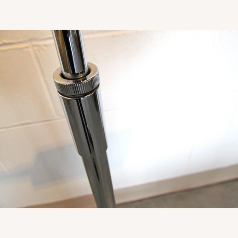 Koch & Lowy MCM Chrome Pharmacy Floor Lamps - image-4
