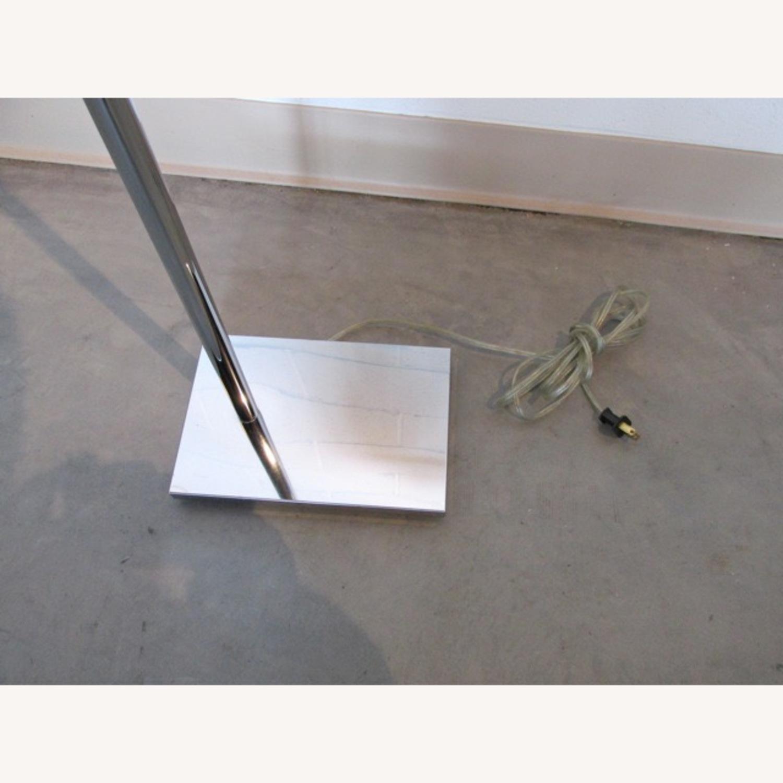 Koch & Lowy MCM Chrome Pharmacy Floor Lamps - image-3