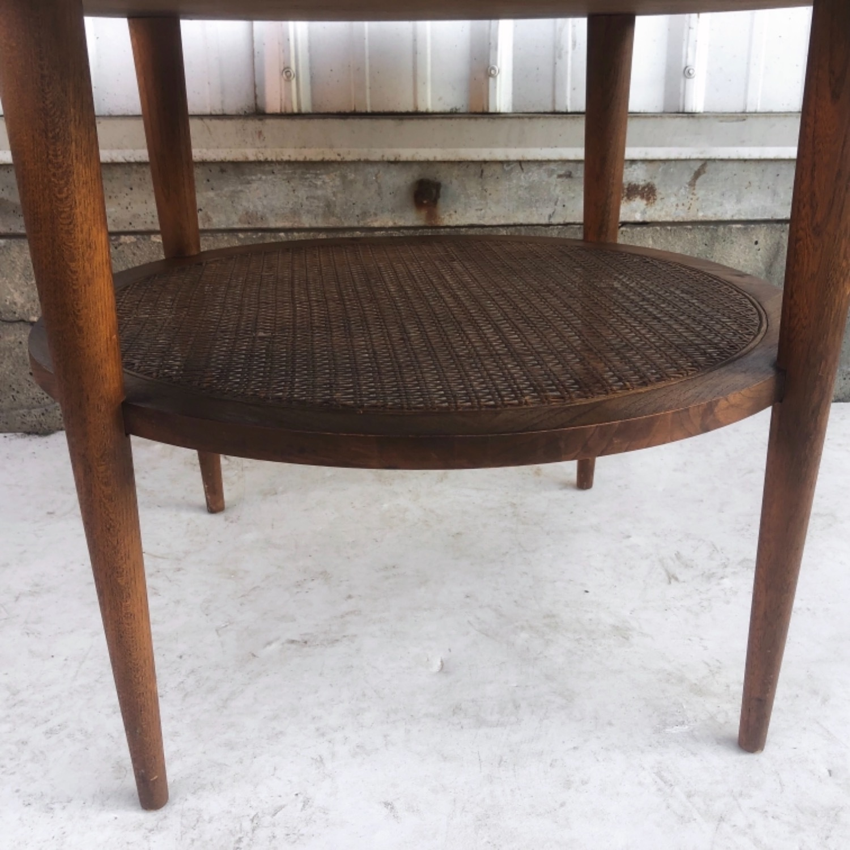 Tall Mid-Century Modern Side Table - image-6