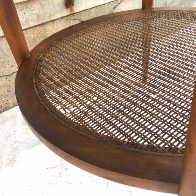 Tall Mid-Century Modern Side Table - image-12