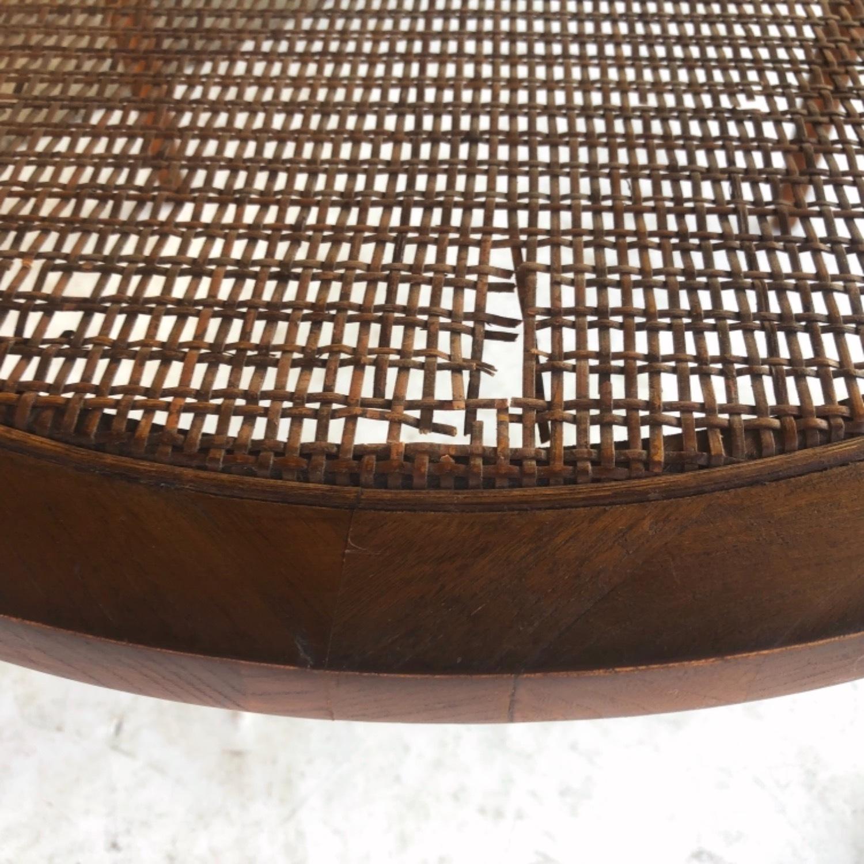 Tall Mid-Century Modern Side Table - image-10