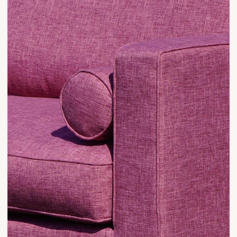Brooklyn Space Introspect Mid-Century Modern Sofa - image-3