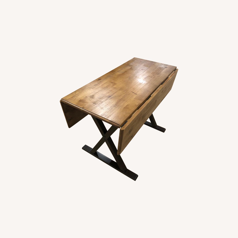 Target Extendable Dining Table Aptdeco