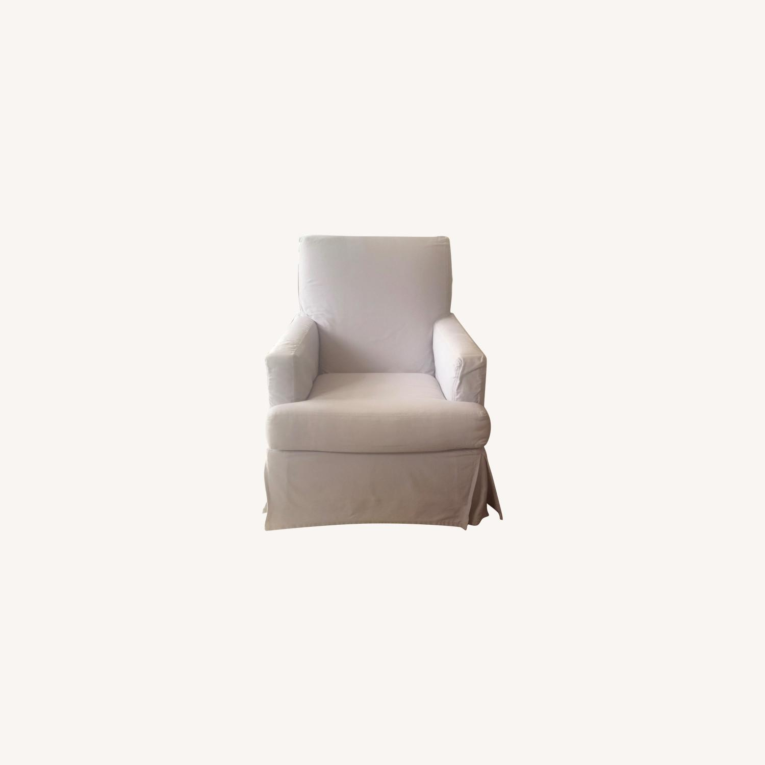 Pottery Barn Glider Chair - image-0