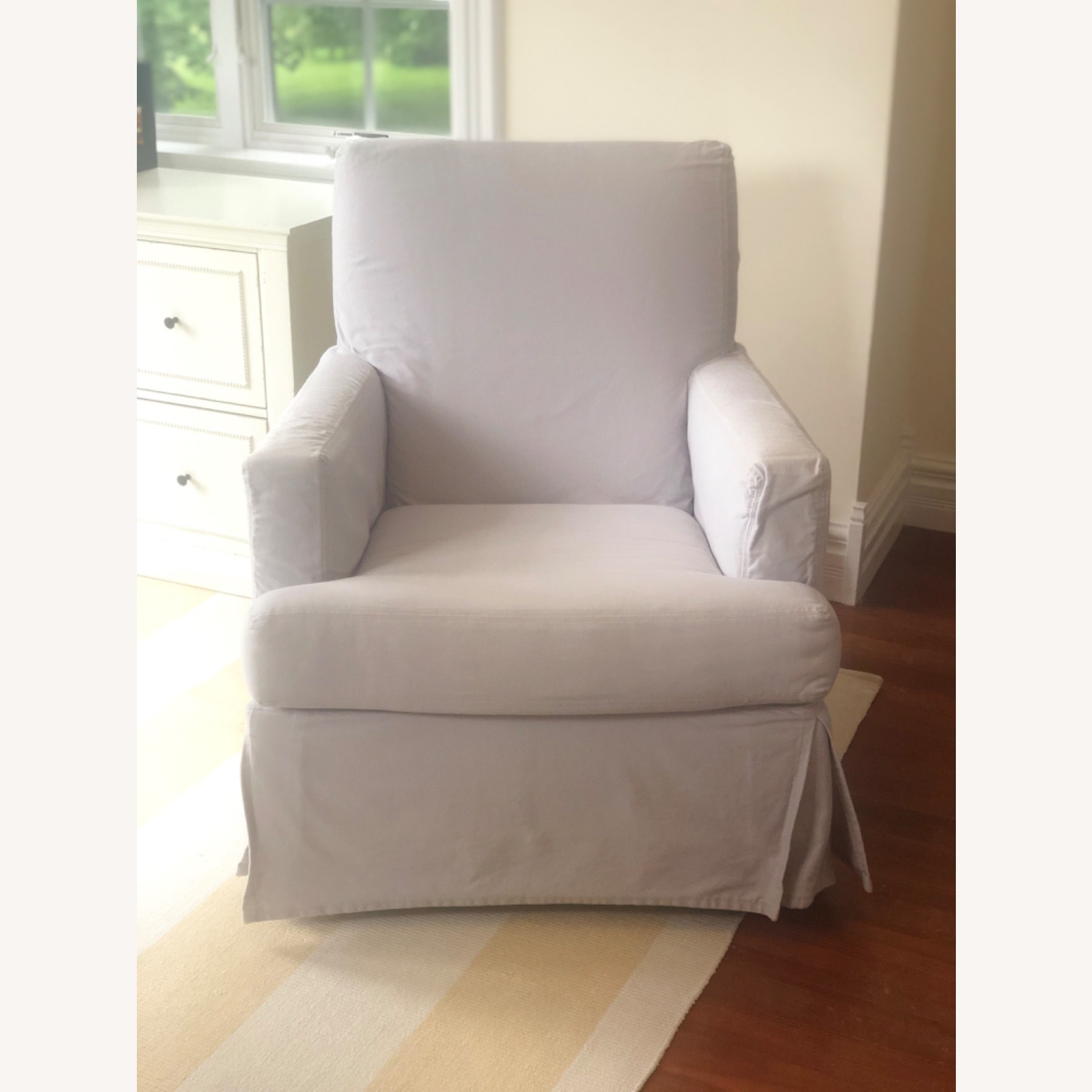Pottery Barn Glider Chair - image-1