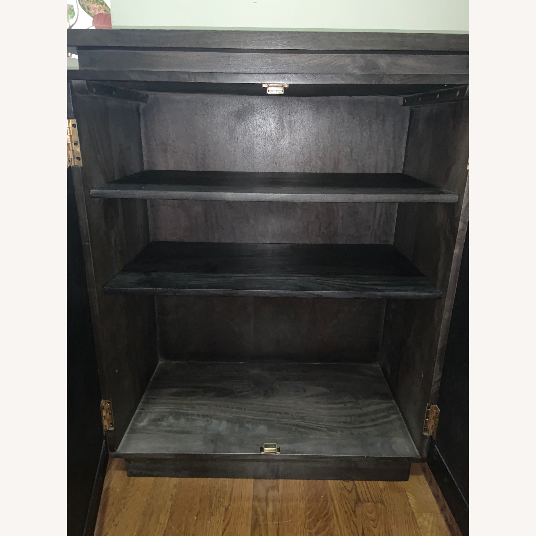 CB2 Brass Inlay Cabinet - image-2