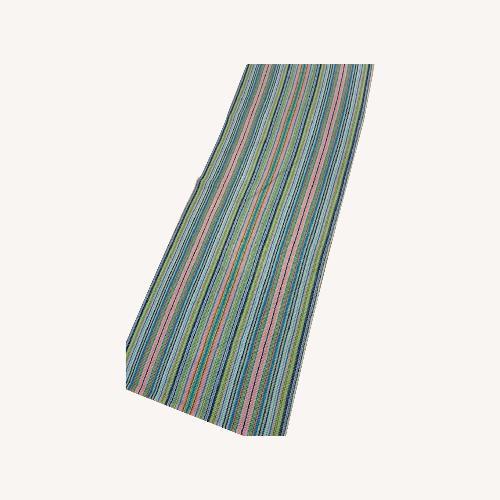 Used Dash & Albert Striped Runner for sale on AptDeco