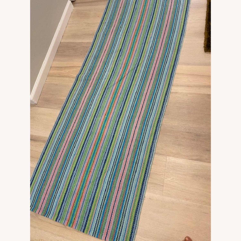 Dash & Albert Striped Runner - image-1