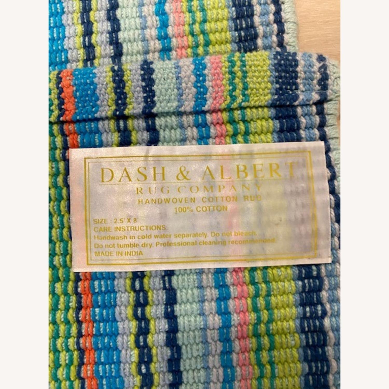 Dash & Albert Striped Runner - image-3