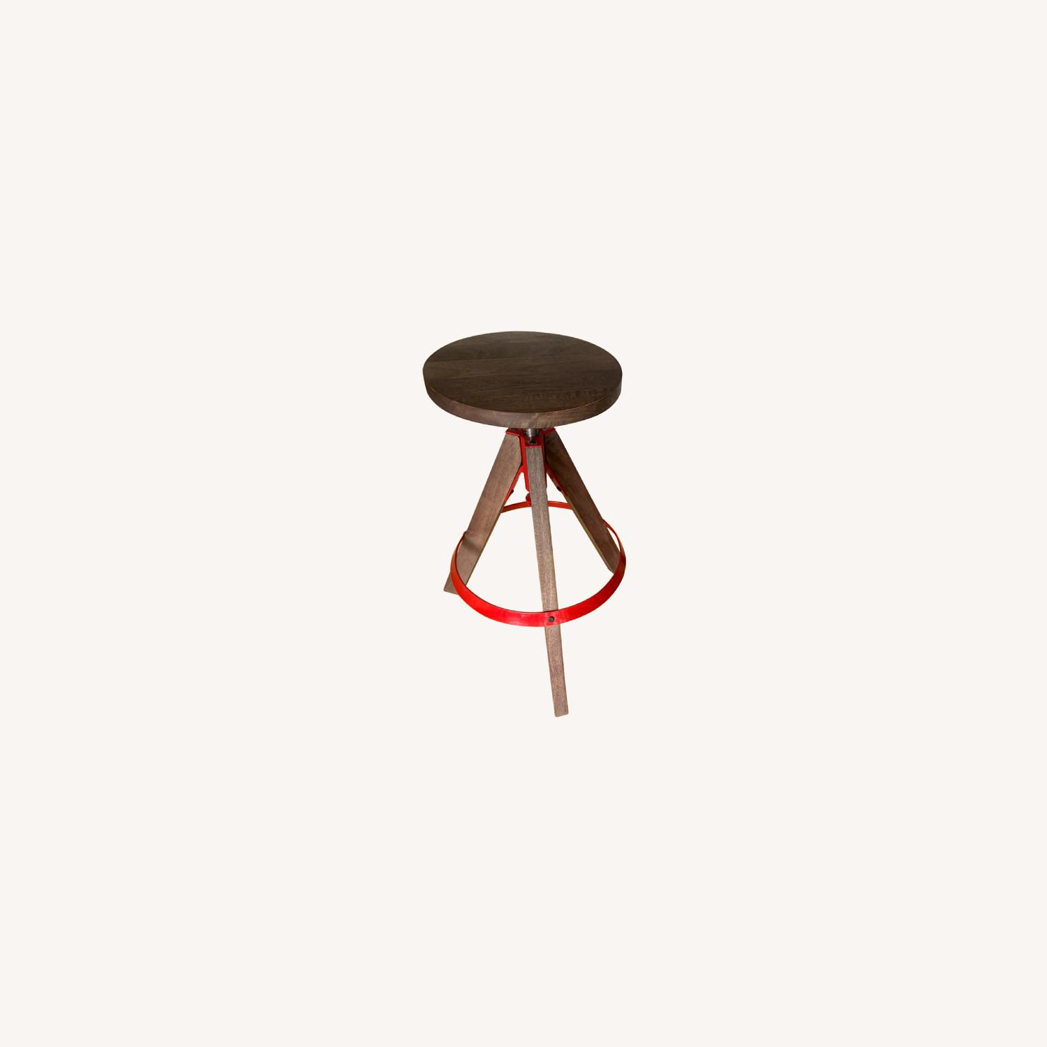 CB2 Height Adjustable Counter Stools - image-0