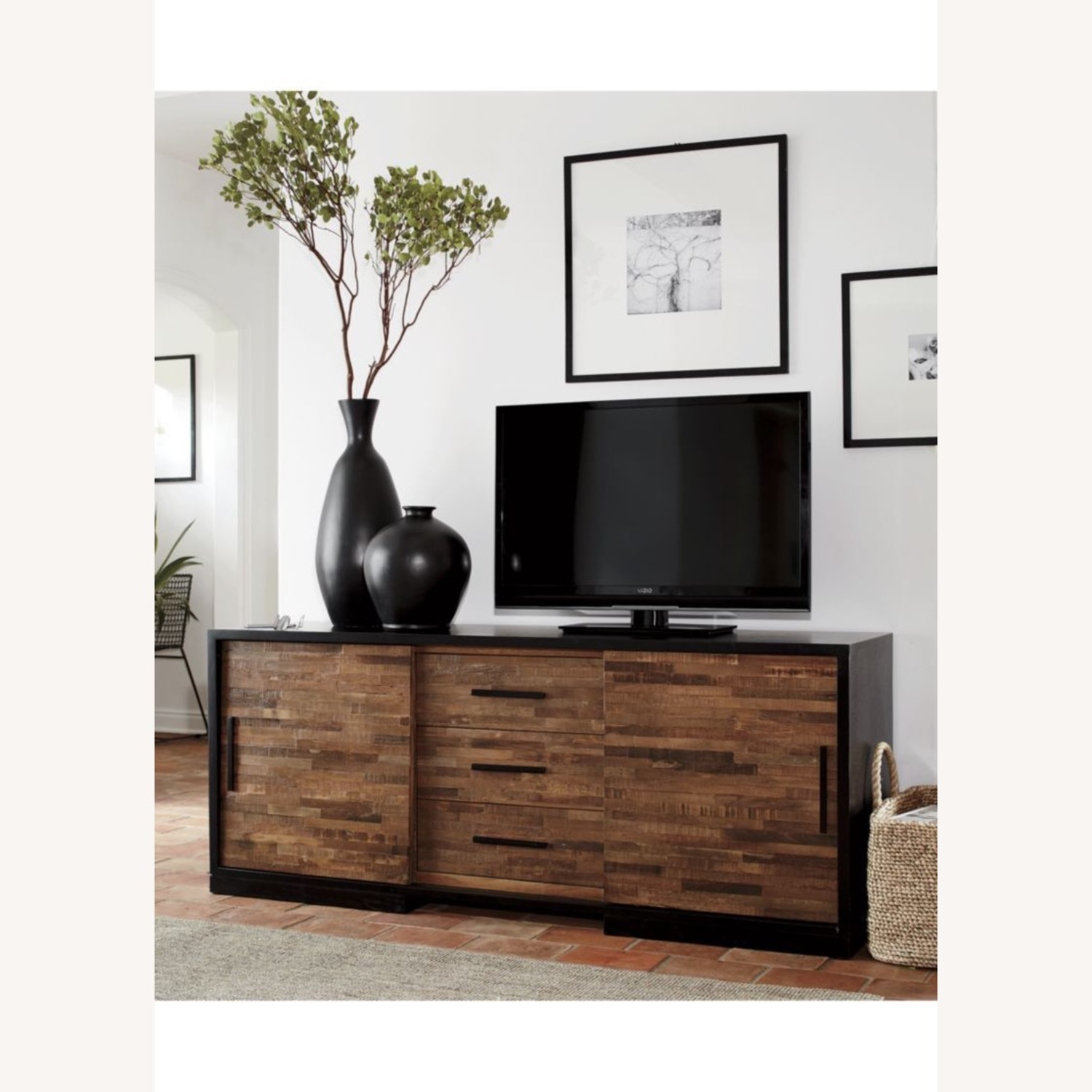 Crate & Barrel Console - image-0